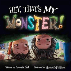 Hey! That's My Monster