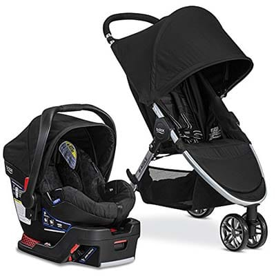 Britax 2017 Travel System Strollers