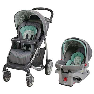 Graco Stylus Travel System Strollers