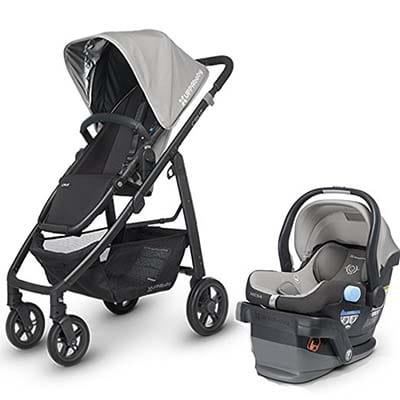 Uppa Baby Cruz Stroller Infant Car Seat