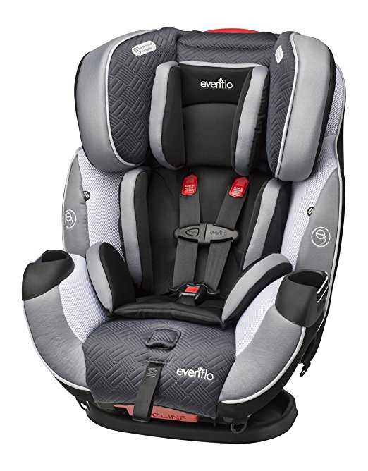 DLX All-in-One Car Seat