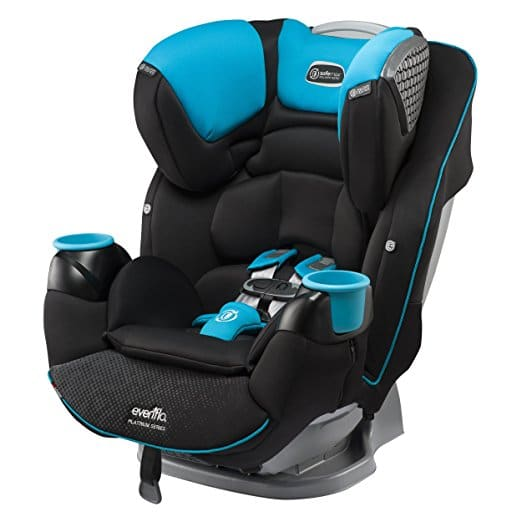 Evenflo SafeMax All-in-One Convertible Car Seat