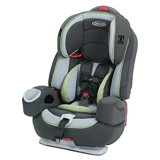 Graco 3-in-1 Harness Booster Car Seat