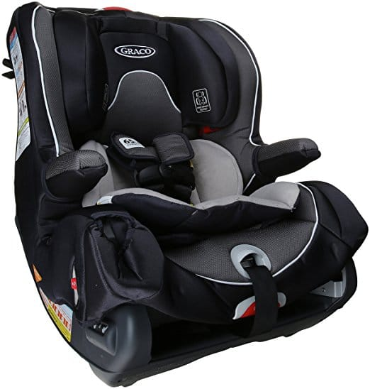 Graco All-in-One Convertible Car Seat
