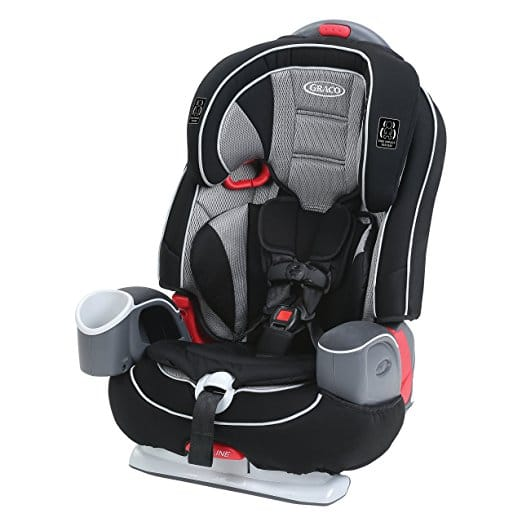 Graco LX 3-in-1 Harness Booster