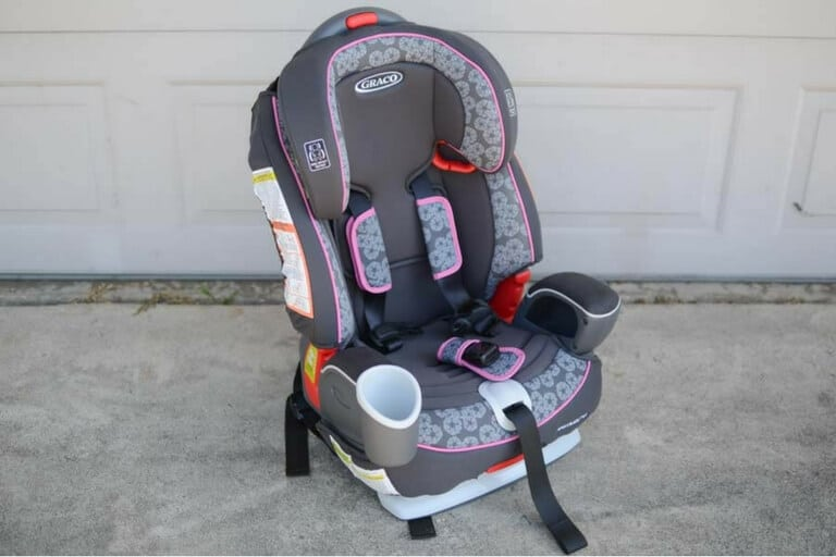 How Long Are Car Seats Good For A